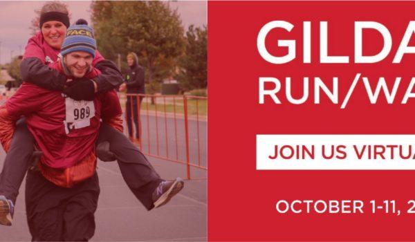 Gilda's Virtual Run/Walk