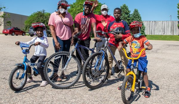 Donate to Free Bikes for Kidz